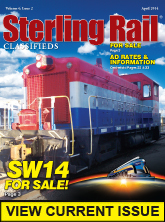 Sterling Rail Classified Publication Digital Edition