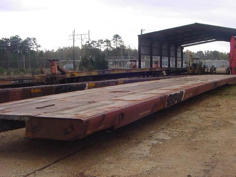 Sterling Rail - Flat Car Bridges For Sale
