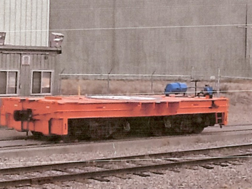 Sterling rail railcar mover for sale for Railroad motor cars for sale