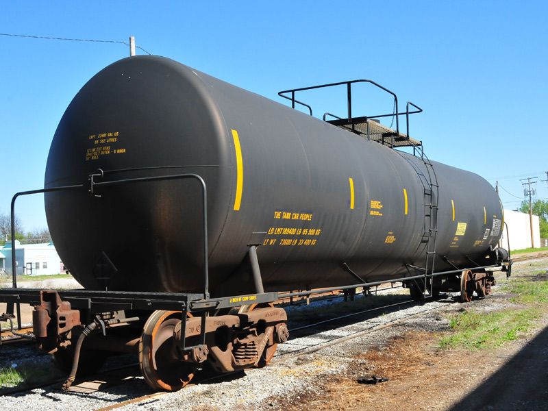 Sterling Rail Tank Car Wanted