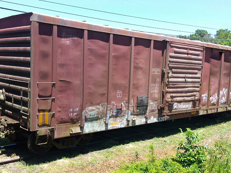 Sterling rail boxcar for sale for Railroad motor cars for sale