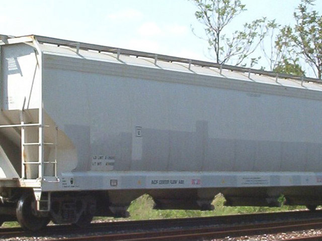 Covered Hopper Cars For Sale
