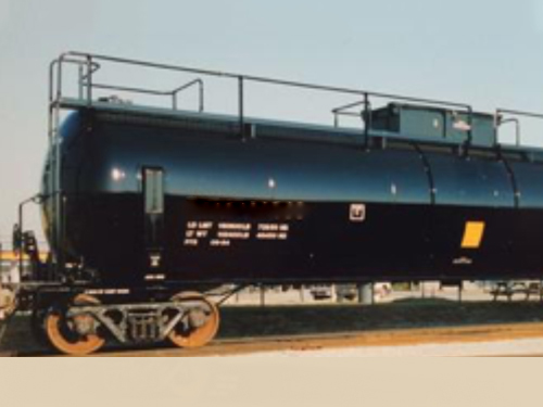 Sterling rail tank car for sale for Railroad motor cars for sale