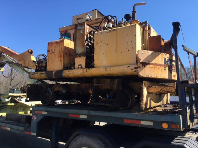 Sterling Rail Hi Rail Equipment For Sale