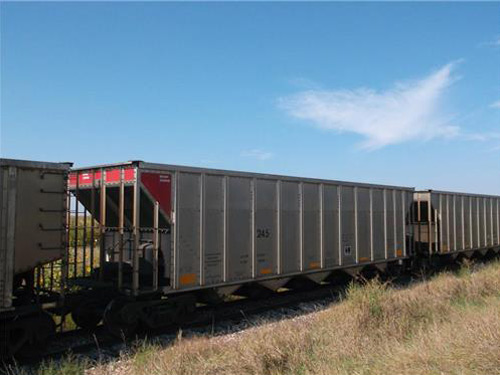 Coal Rail Cars For